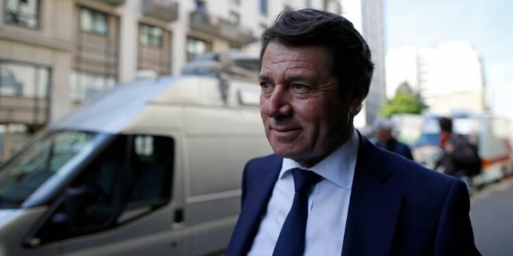 Estrosi demande l'exclusion des élus LR qui votent FN