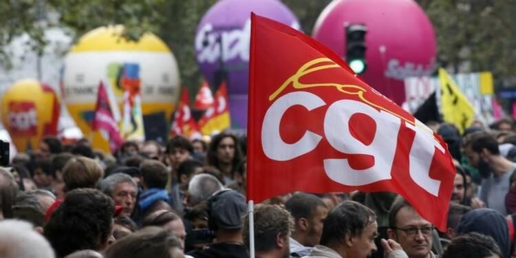 La CGT appelle à ne pas voter Marine Le Pen