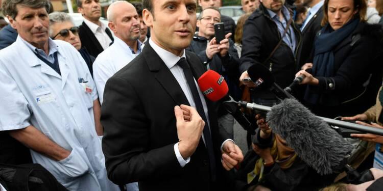 Macron n'entend pas changer son projet pour le second tour