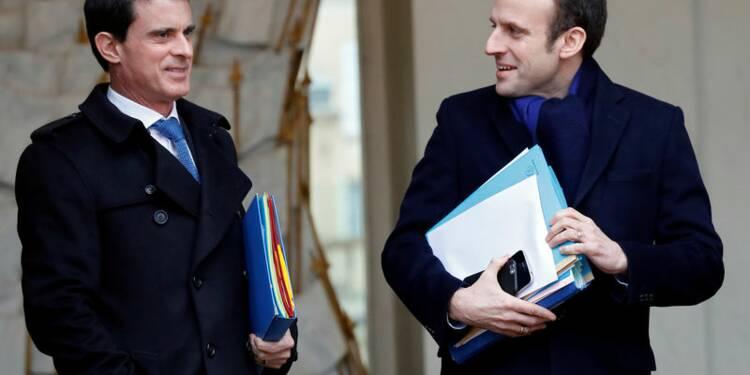 Valls décrète la fin du PS, veut rejoindre la majorité de Macron