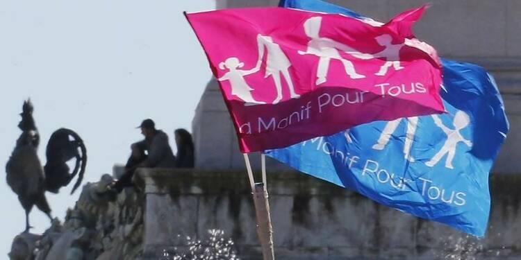"""La Manif pour tous dit """"non"""" à Macron"""