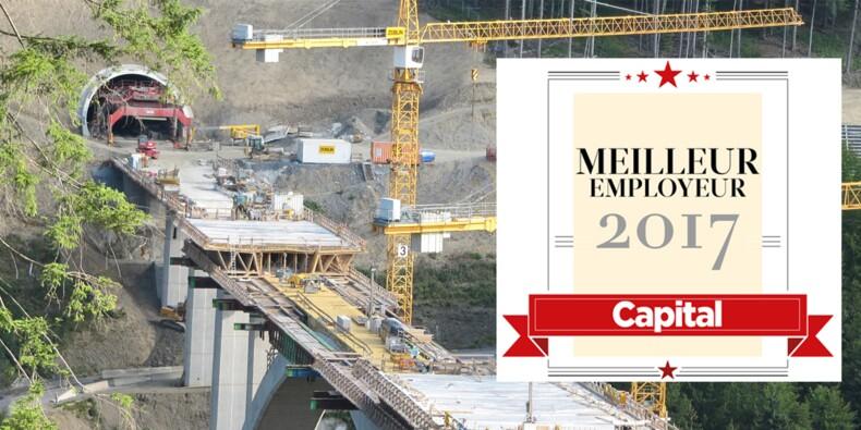 Les employeurs préférés des salariés des travaux de construction spécialisés