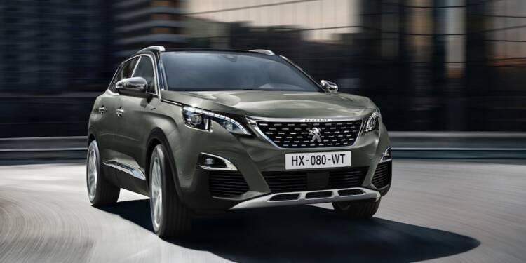Les nouveaux modèles dopent les ventes de PSA Peugeot Citroën