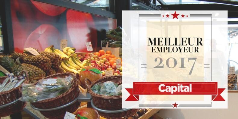 Les employeurs préférés des salariés de la distribution alimentaire