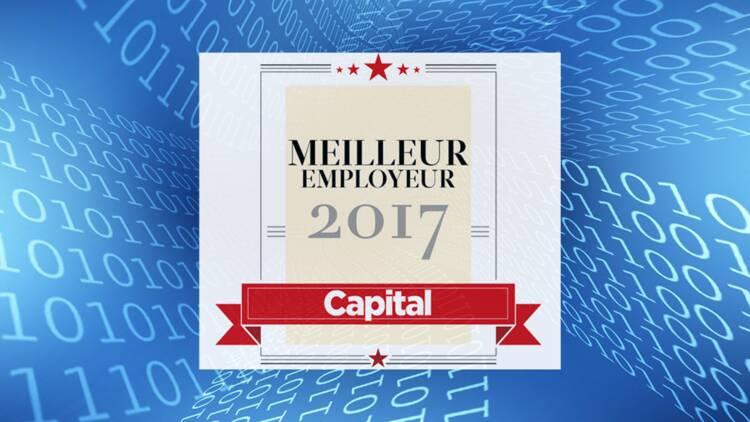 Les 10 employeurs préférés des salariés dans la high-tech