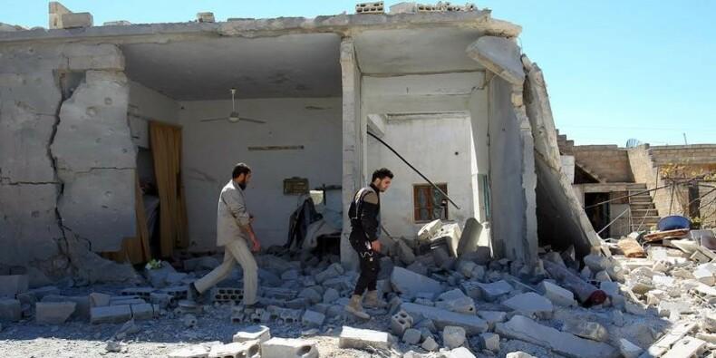 Damas est responsable pour l'attaque chimique, selon une enquête française