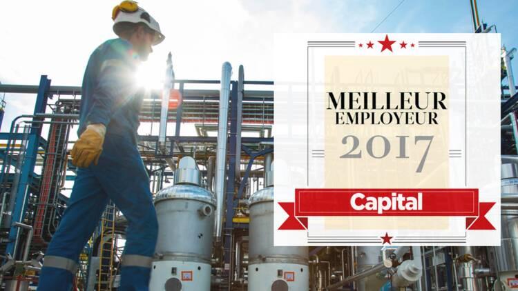 Les employeurs préférés des salariés du pétrole et de la chimie