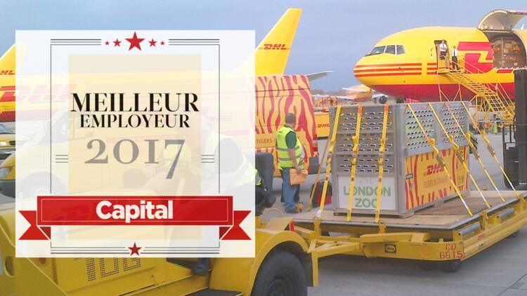 Les employeurs préférés des salariés du transport de marchandises et de la logistique