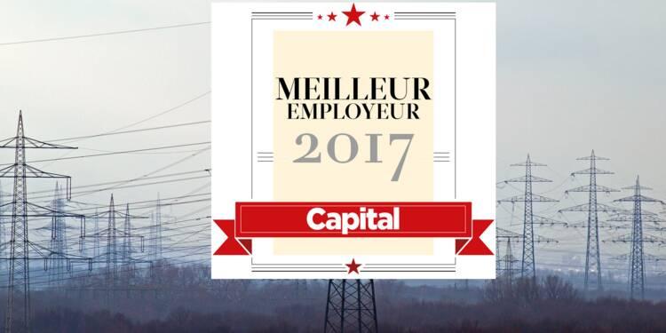 Les employeurs préférés des salariés de l'énergie