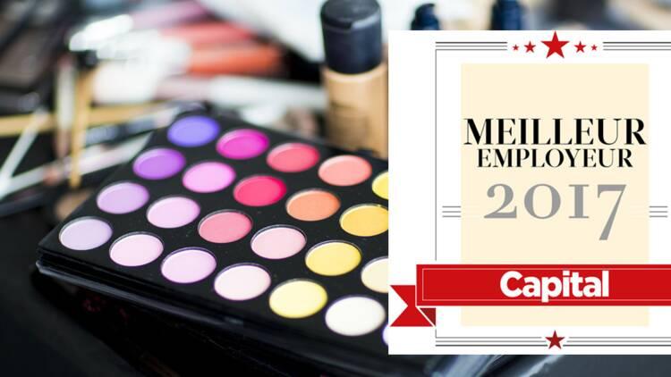 Les employeurs préférés des salariés dans la cosmétique