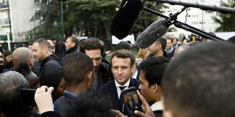 Macron veut prendre des mesures rapides contre la Pologne