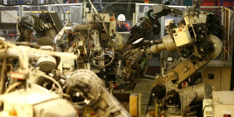 La production automobile britannique à un pic de 17 ans au 1er trimestre
