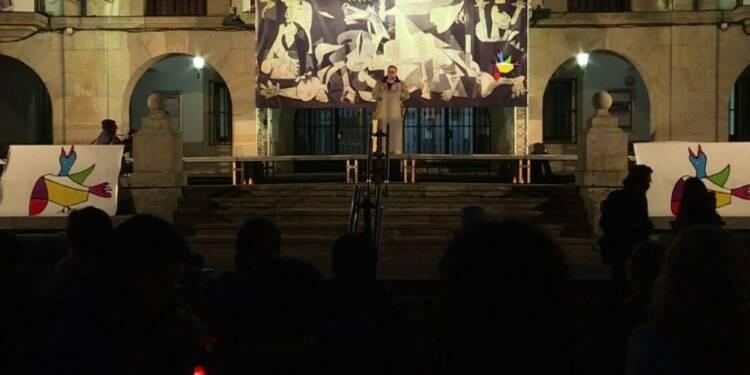 Guernica commémore les 80 ans de son bombardement