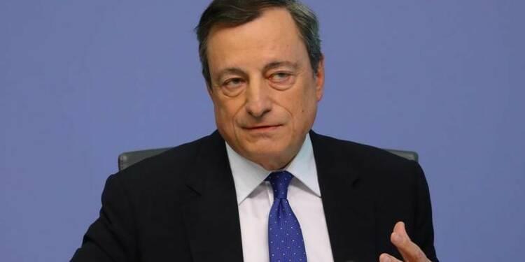 La BCE maintient sa politique monétaire et son biais accommodant