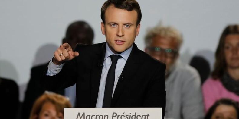 Sondage de la présidentielle : Macron perd 2 points et passe sous les 60%