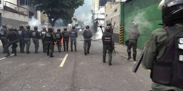Venezuela: nouveaux affrontements à Caracas