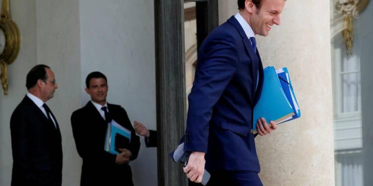 Macron commence à esquisser les contours de son gouvernement