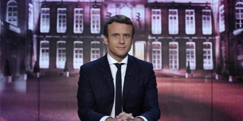 Macron battrait Le Pen au second tour avec 60% des votes, selon un sondage Ifop-Fiducial