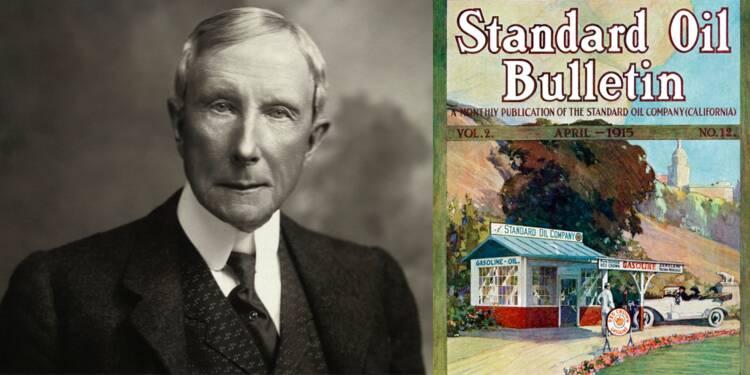 Comment Rockefeller a bâti une fortune de 340 milliards de dollars