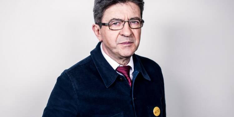 Jean-Luc Mélenchon ne votera pas pour Marine Le Pen (et il n'en dit pas plus)