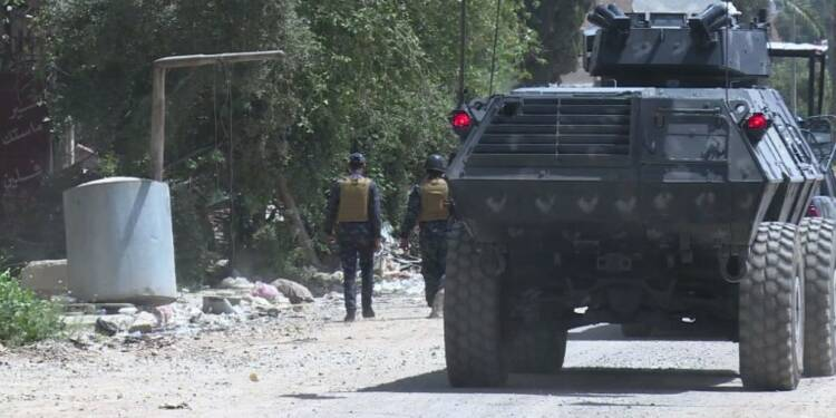 Irak: l'étau se resserre autour de Mossoul