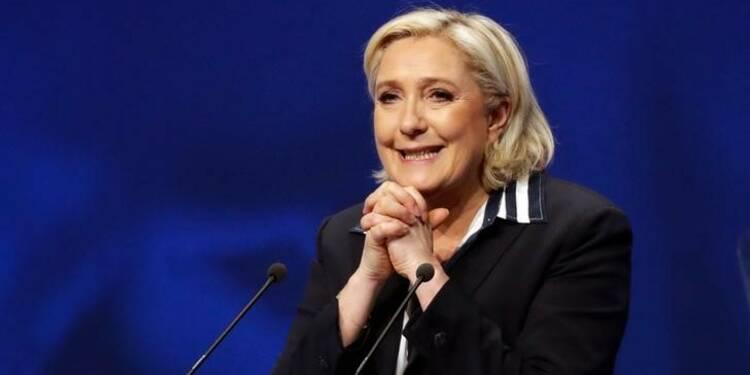 Frexit : Marine Le Pen compte sortir la France de l'euro en moins d'un an et demi