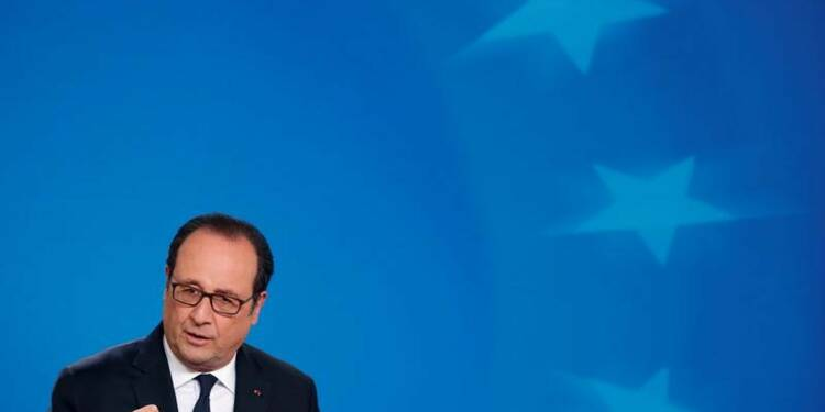 "Hollande appelle à choisir le ""bulletin Macron"""
