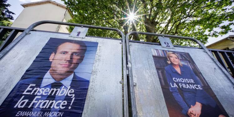 Escalade verbale entre Macron et Le Pen