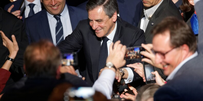 François Fillon veut garder les 3,3millionsd'euros de dons de ses électeurs pour lui