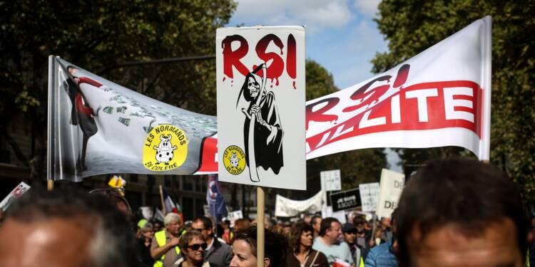 RSI : Macron et Le Pen veulent tout chambouler. Mais les indépendants y gagneront-ils ?