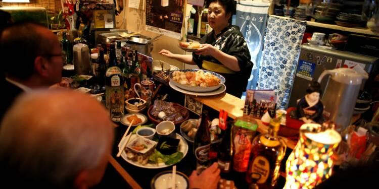 Japon: Ralentissement de la croissance des services en avril