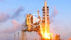 Lancement réussi d'un cargo classé secret défense par SpaceX