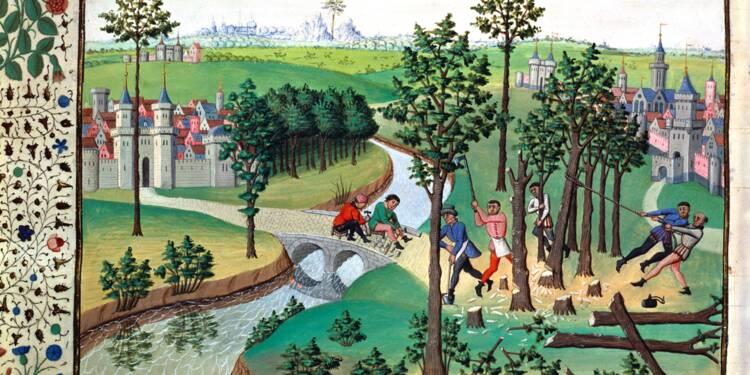La fantastique histoire de la construction des routes