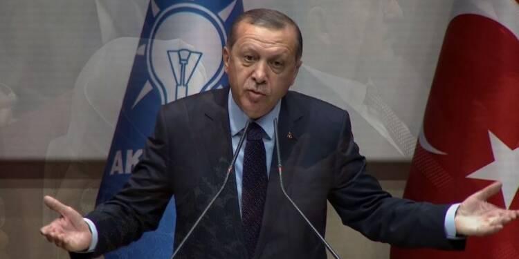 UE/adhésion de la Turquie: Erdogan prêt à claquer la porte