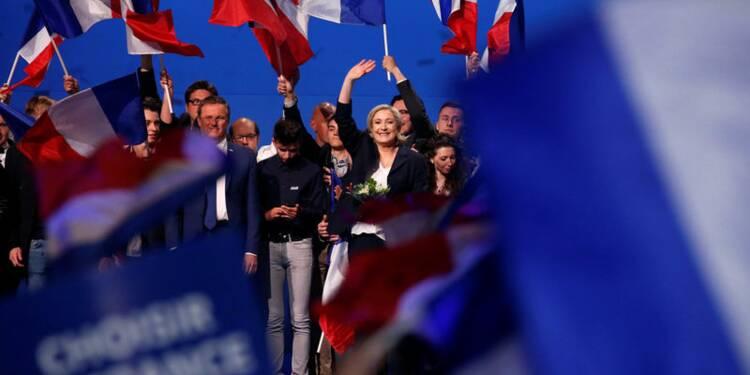 Des patrons s'alarment du programme de Marine Le Pen