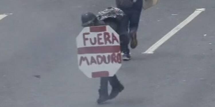 Venezuela: des milliers de manifestants, la police lance des gaz