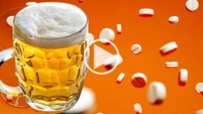 La bière serait un meilleur antidouleur que le paracétamol