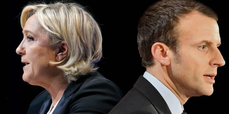 Débat Le Pen - Macron  : leurs 8 désaccords principaux