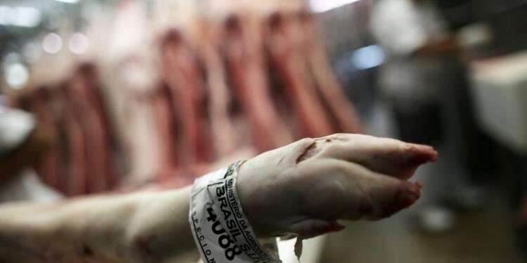 Au Brésil, des soupçons de corruption dans le secteur de la viande