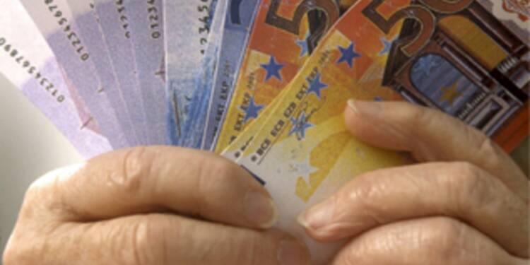 Les salaires ont augmenté de seulement 1,9% en 2009