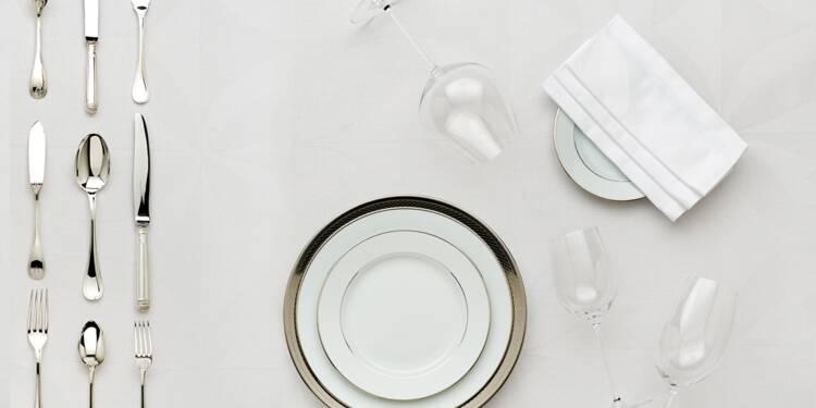Christofle Ou L Art De Dresser Une Table A La Francaise Capital Fr