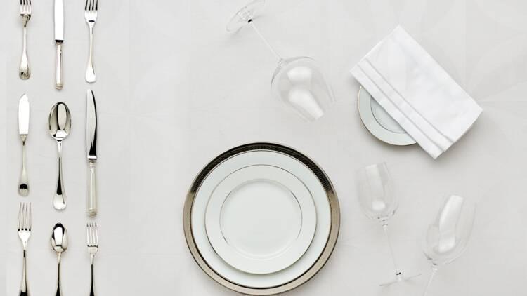 Christofle ou l'art de dresser une table à la française
