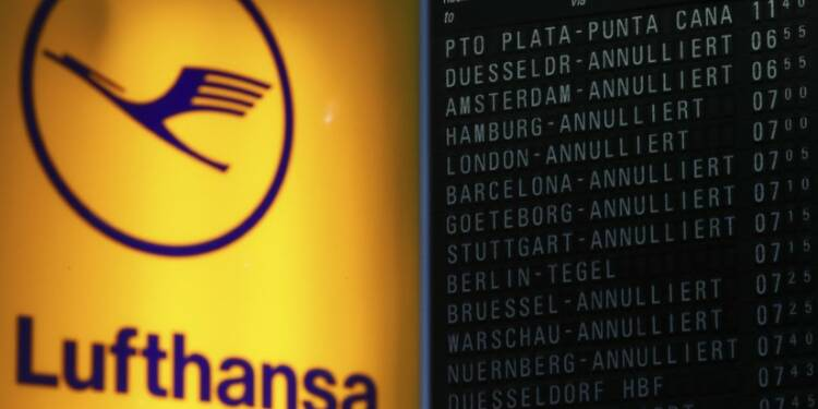 Lufthansa prévoit un bénéfice en légère baisse en 2017