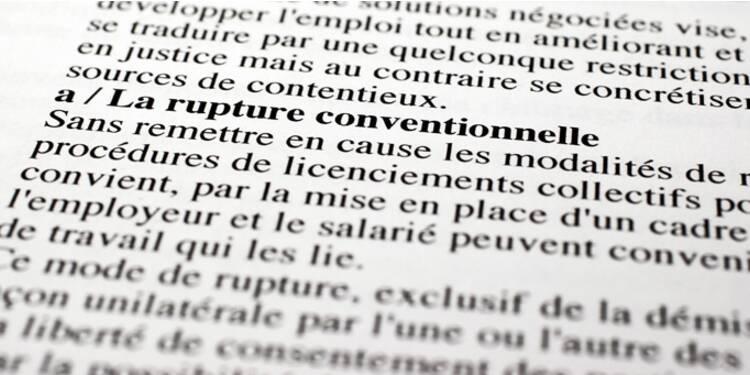 Rupture Conventionnelle Gare Aux Annulations Par L Administration