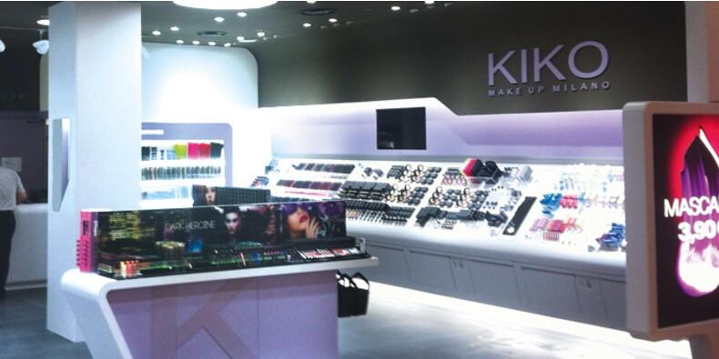 Kiko, la nouvelle bombe du maquillage