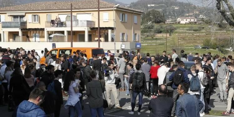 Une troisième arrestation après la fusillade de Grasse