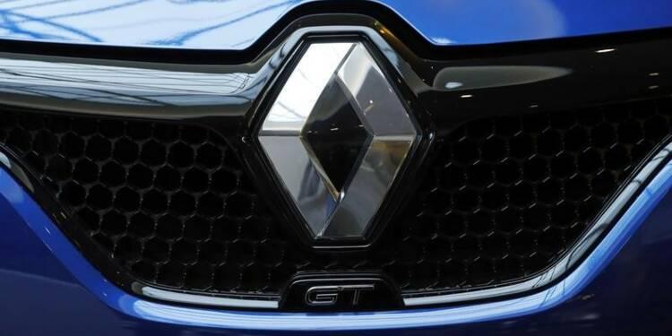 Le n°2 de Renault dément la présence de logiciel truqueur