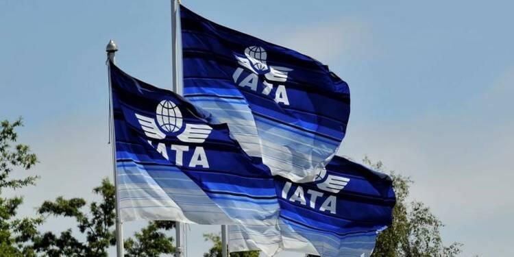 Le trafic aérien passagers mondial en hausse de 6,8% en mars, selon l'Iata