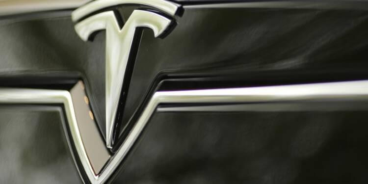 Tesla lève 1,2 milliard de dollars, plus que prévu