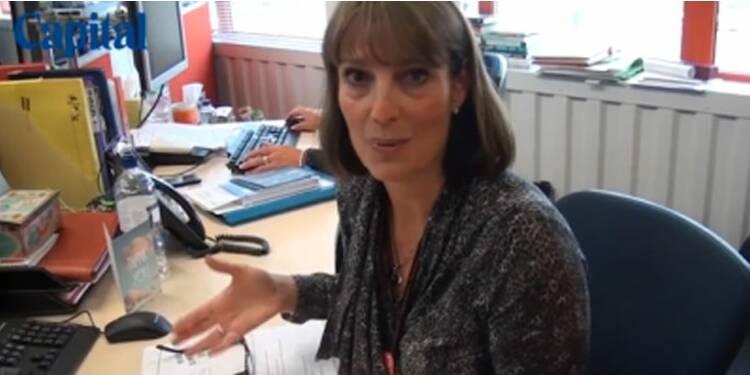 Dans le bureau de Carolyn McCall, patronne d'EasyJet